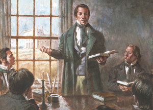 Joseph Smithy Teaching