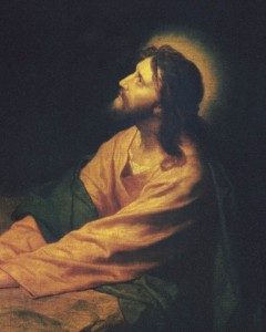 Jesus Christ: He Sees Us, He Knows Us, He Loves Us