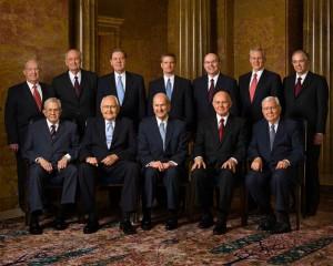 Apostles of Jesus Christ Mormon