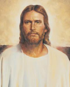 The resurrected Jesus Christ.