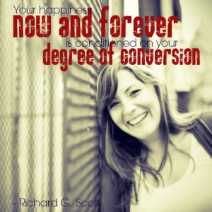Every True Convert to Christ Starts a Legacy