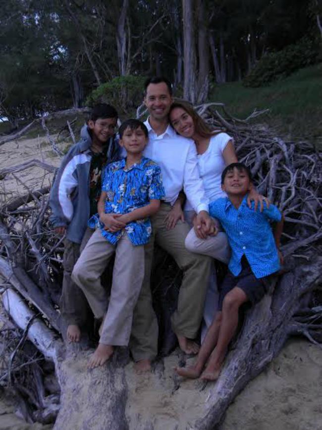 Dreana Aiu family