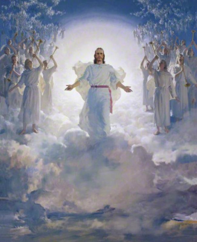 Jesus Christ's Second Coming