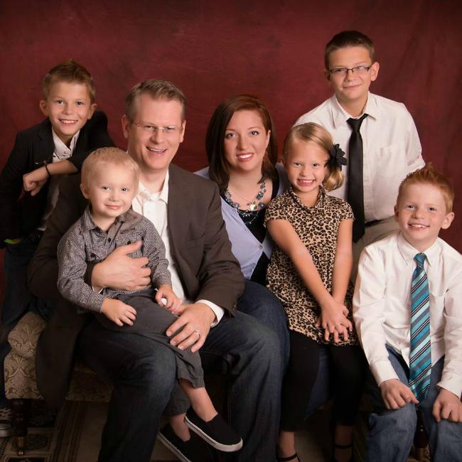 Jonathan and Heidi Malley Family