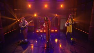 The Aces – Late Night With Seth Meyers – 4