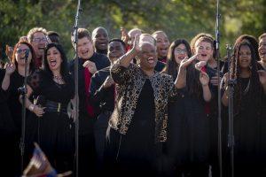 Debra Bonner Unity Gospel Choir 2