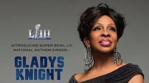 Gladys Knight – National Anthem – Superbowl LIII