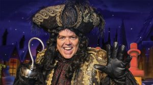 Jimmy Osmond – Captain Hook