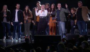 LeBaron Family – Kelly Clarkson Concert