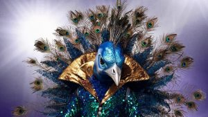 The Masked Singer – The Peacock