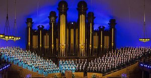 Tabernacle Choir at Temple Square – He is Risen