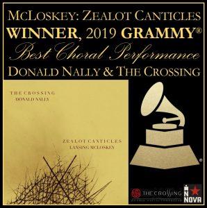 Zealot Canticles Grammy Winner