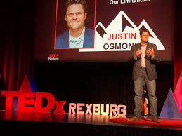 Justin Osmond – TEDx