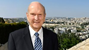 President Russell M. Nelson – Special Witness of Christ