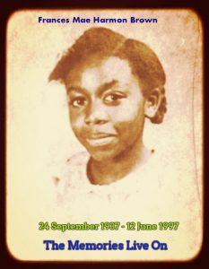 FrancesMaeHarmonBrown 1937