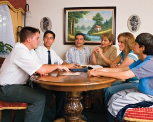 About Mormons: Letter to a Mormon Missionary